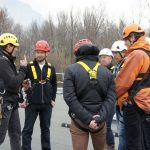 ALPIC training about fall protection systems and safety at height hazards
